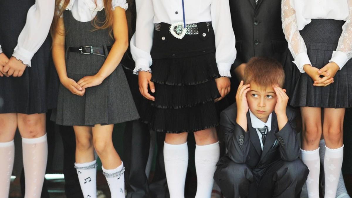 девушка модель общественного управления работой школы