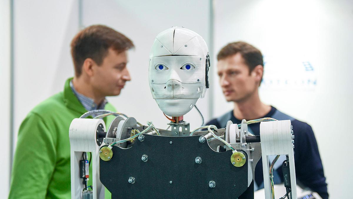 На конвейере 10 роботов каждая операция тамбов элеватор заброшенный