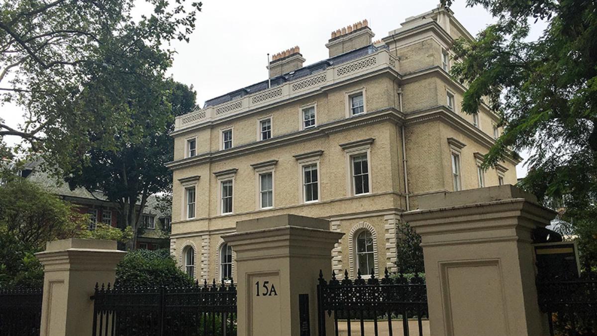 Самые дорогие дома лондона переезд в италию молизе