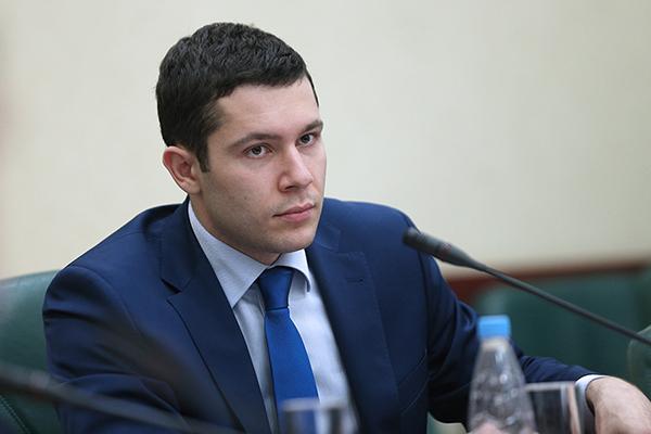 Врио председателя правительства Калининградской области Антон Алиханов.