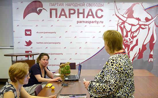 Предварительное голосование, накоторомопределятся кандидаты отпартии ПАРНАС навыборы вГосударственную думу России.28 мая 2016 года