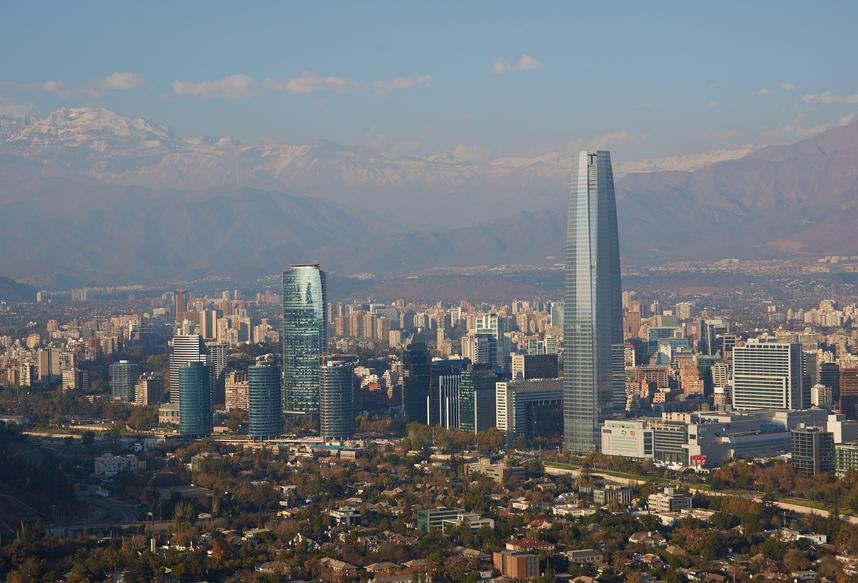 Torre Costanera (на фото справа)