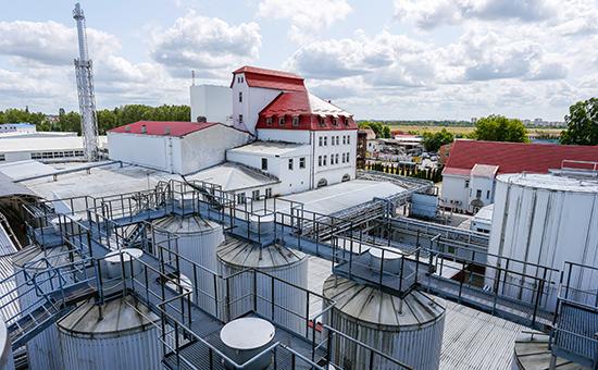 Завод компании Heineken вКалининграде