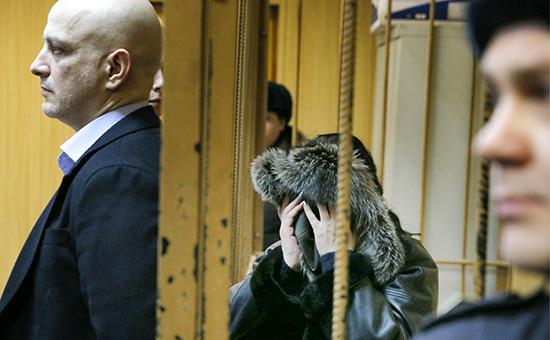 Обвиняемая в хищении 114 млрд руб. экс-глава Внешпромбанка признала вину