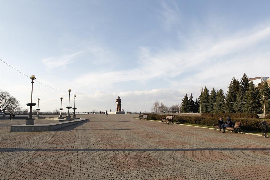 Ставрополь. Солдатская площадь