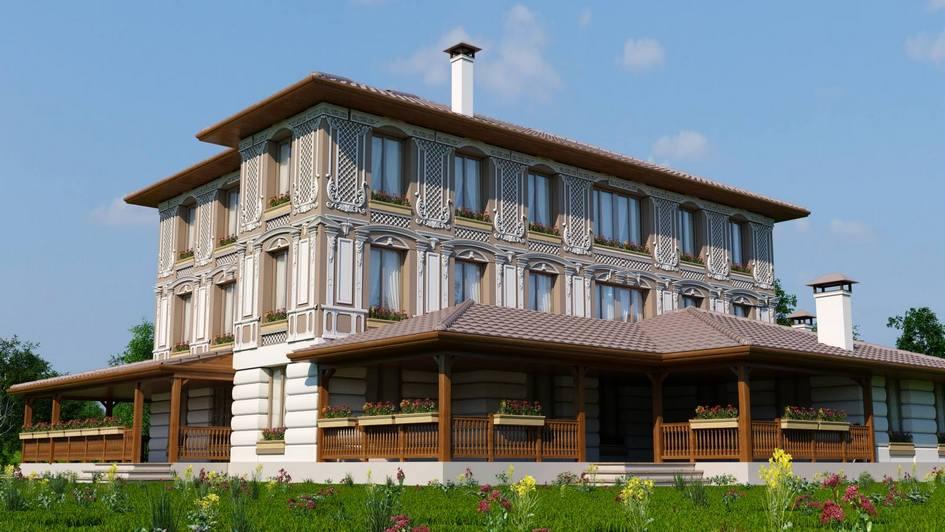 Проект дома для Германии