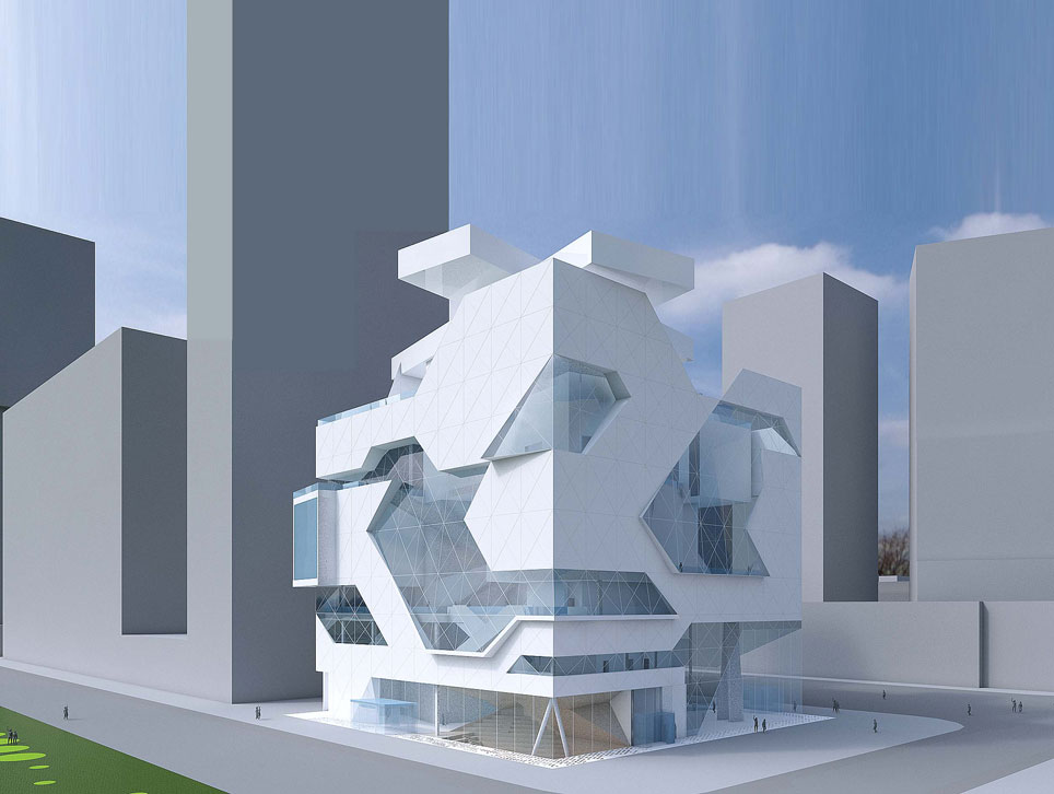 Фото:Asymptote Architecture