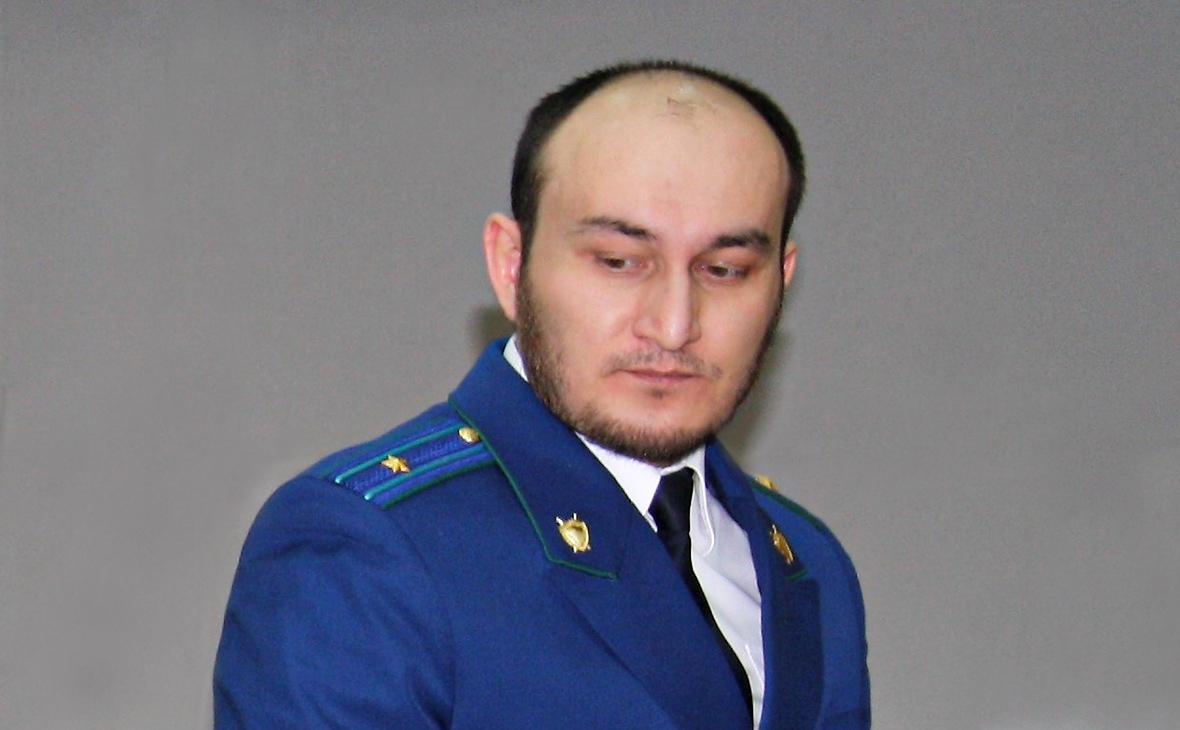 Бекхан Аслаханов
