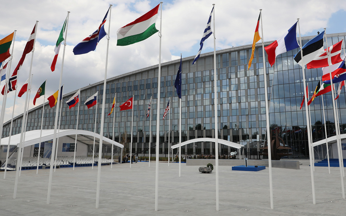 Штаб-квартира НАТО,Брюссель