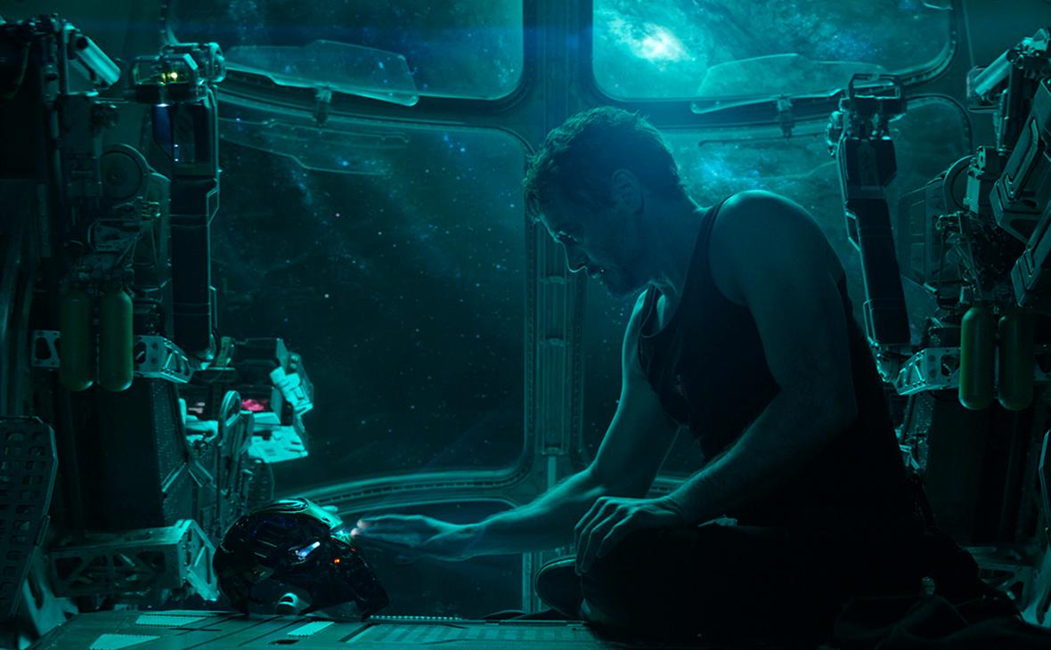 Фото: кадр из фильма «Мстители.Финал»
