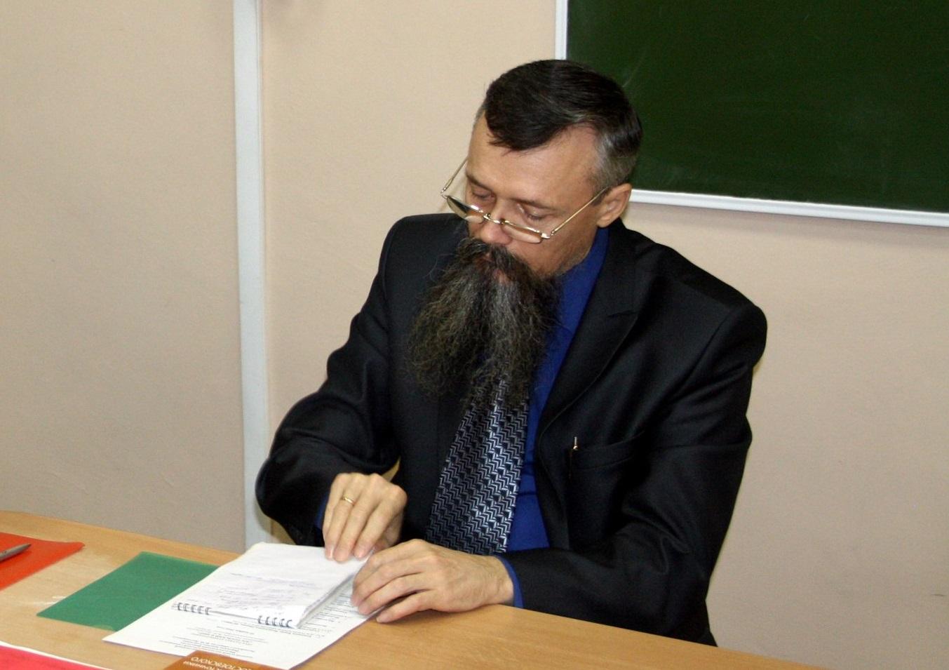 Профессора, не прервавшего лекцию во время стрельбы, предлагают наградить