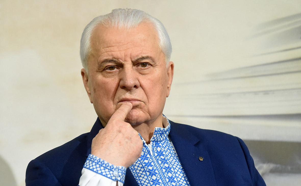 Кравчук заявил о смене площадки для переговоров по Донбассу