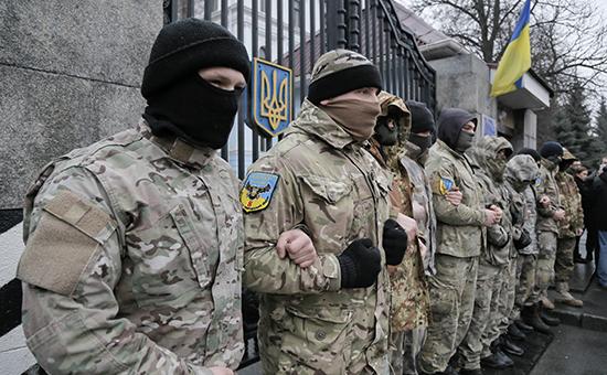 На базе «Айдара» сформирован отдельный штурмовой батальон