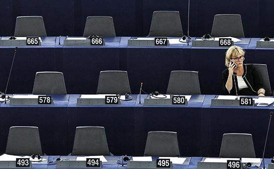 Надин Моранов Европейском парламенте