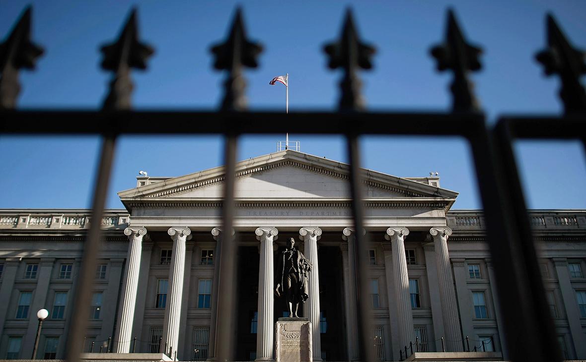 Министерство финансов США,Вашингтон