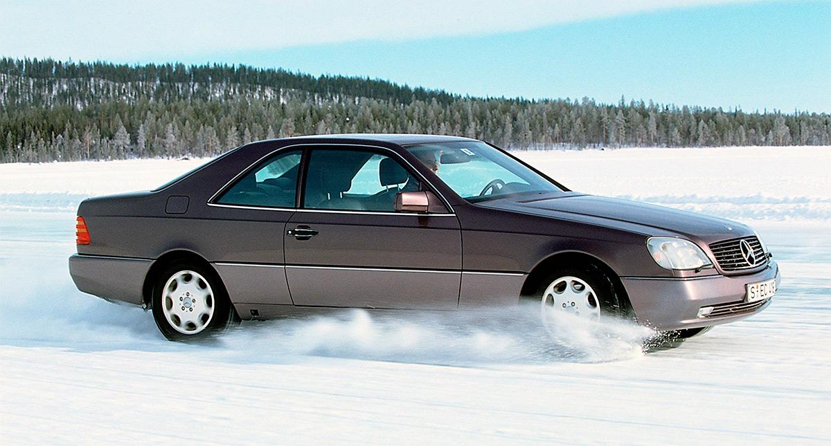 <p>В 1995 году ESP начали устанавливать на Mercedes-Benz S-class Coupe.</p>
