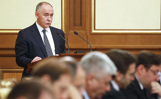 Директор Федеральной службы по контролю за оборотом наркотиков (ФСК) Виктор Иванов