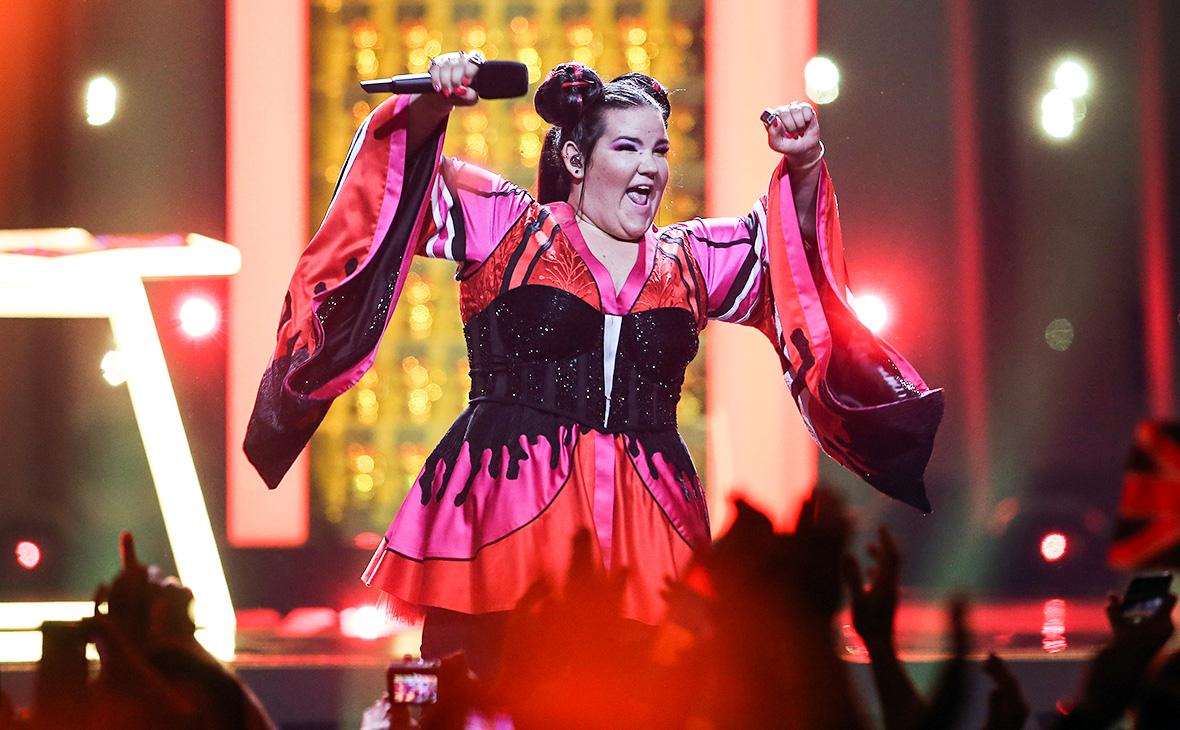 Евровидение какое место заняла юлия