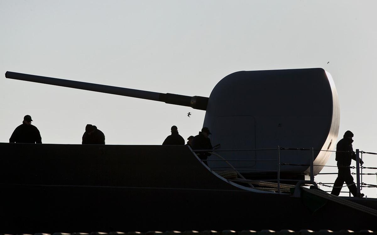 Военные США ответили на данные об отправке военных кораблей в Черное море