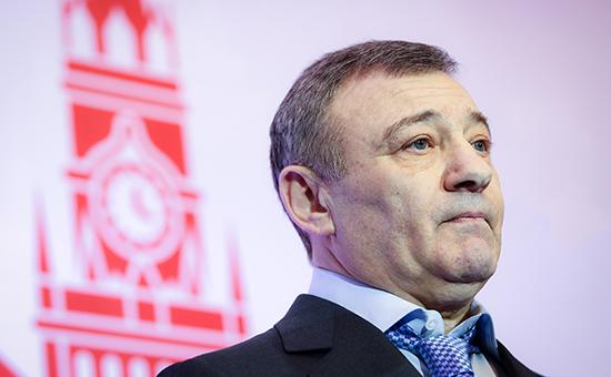 Российский бизнесменАркадий Ротенберг