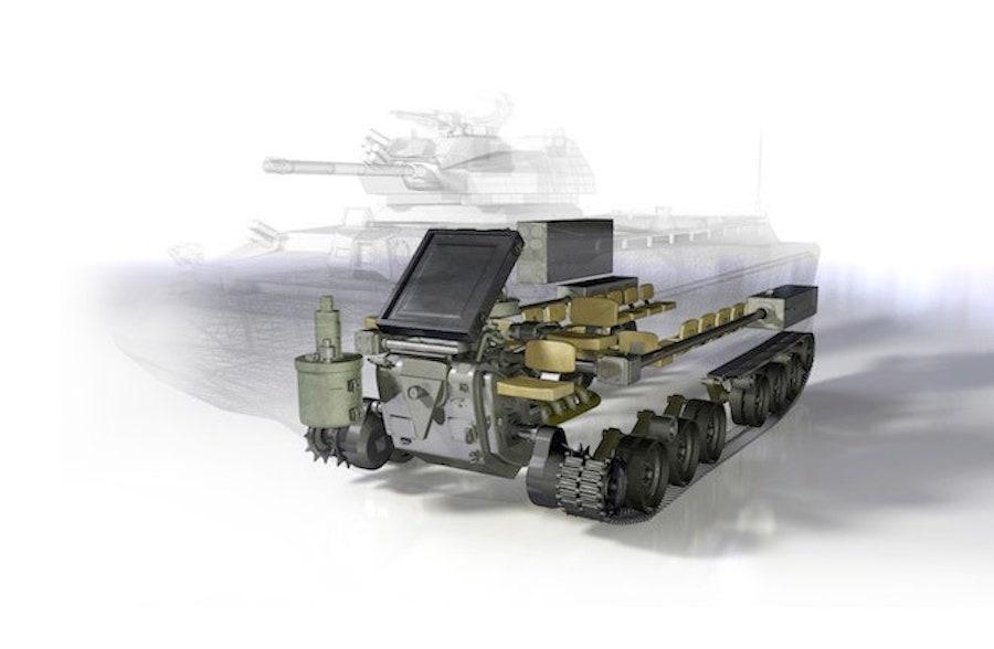 Дизайн на $1 млн: плавающий танк— победитель конкурса DARPA