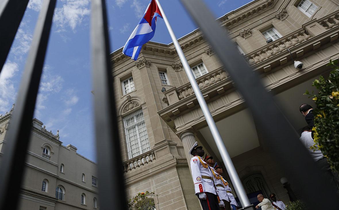Посольство Кубы в Вашингтоне, США