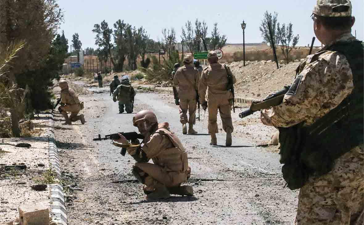 В Пентагоне усомнились в способности Сирии, России и Ирана победить ИГ