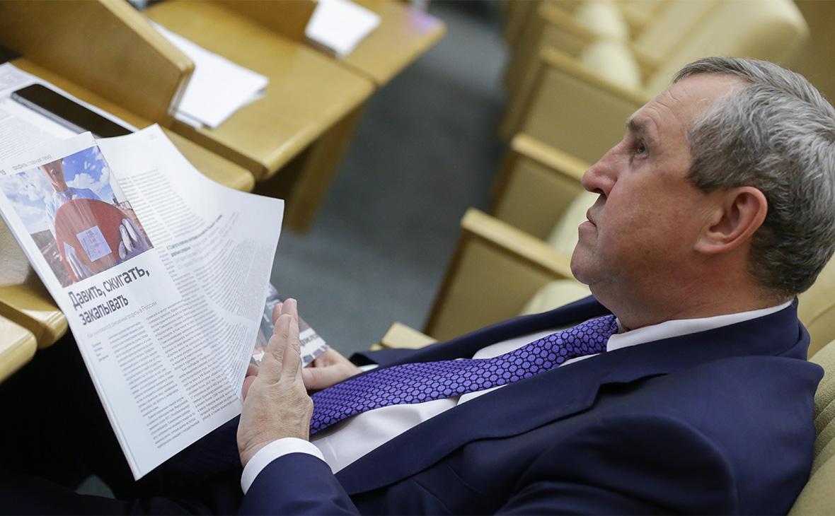 Судотказал варесте депутата Госдумы Белоусова