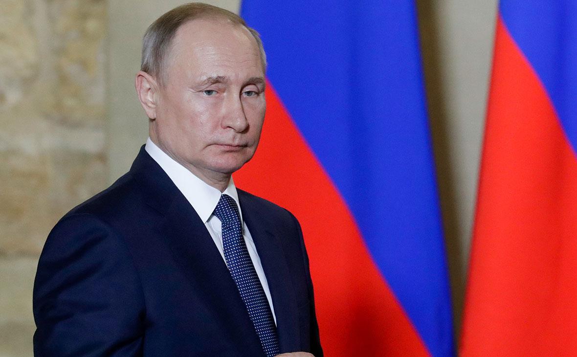Путин словами «не знаю, посмотрим» ответил на вопрос о будущей ...