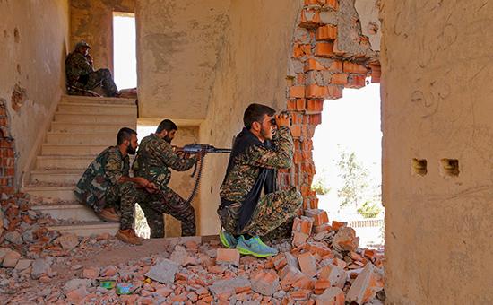 Ситуация вСирии