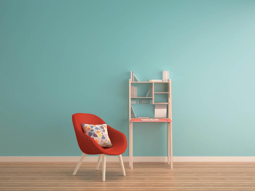 Цвета весеннего сезона— нежно-розовые оттенки, кремово-желтые тона, цвет ванили, серо-зеленый, светлый оттенок мяты. Их можно сочетать с яркими цветами интерьера. Например, мятные стены и красное кресло