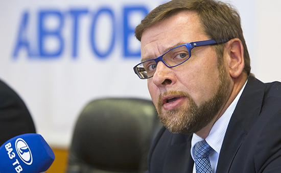 Глава совета директоров компании «АвтоВАЗ» Сергей Скворцов
