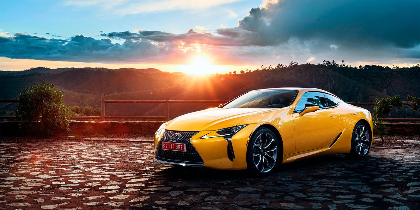 В России самое роскошное купе в истории Lexus появится в середине 2017 года. Для покупки будет доступно всего 30 машин.