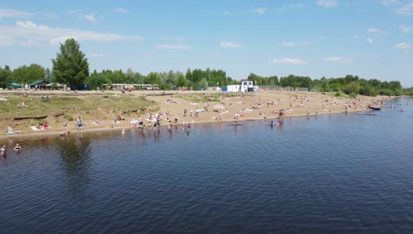 В МЧС предупредили об аномально жаркой погоде в Пермском крае