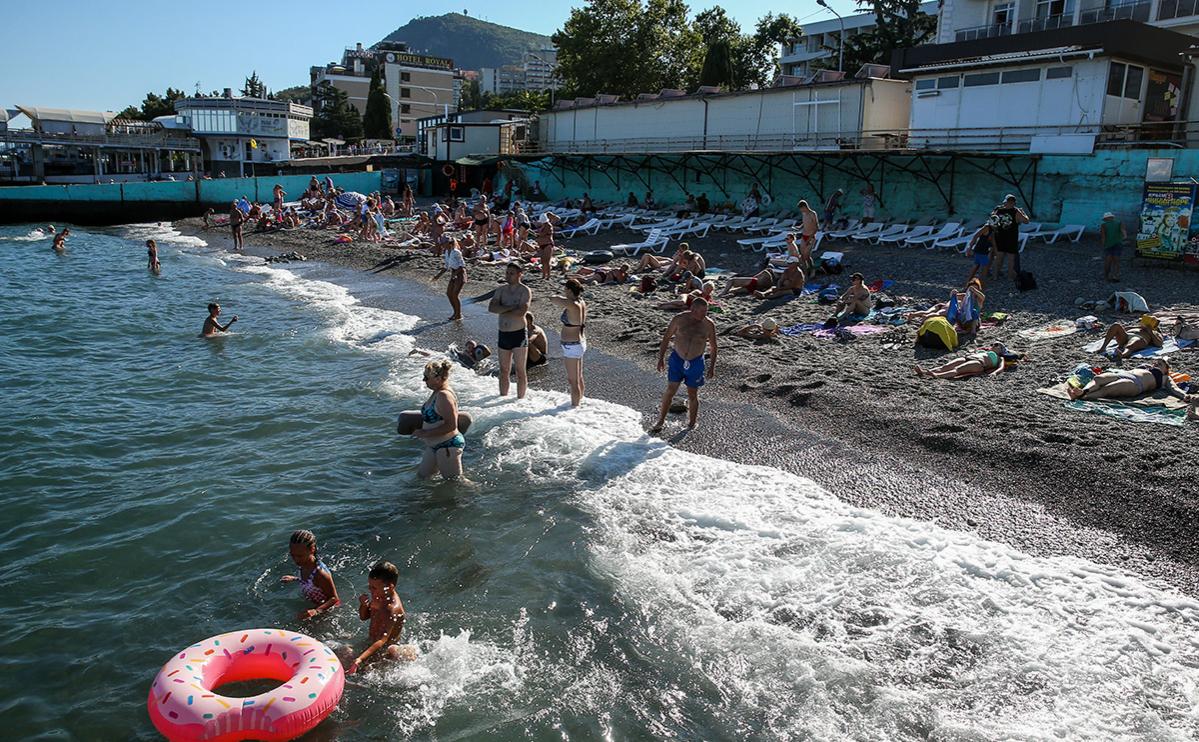 В Алуште ответили на сообщения о перегруженности курортов Крыма