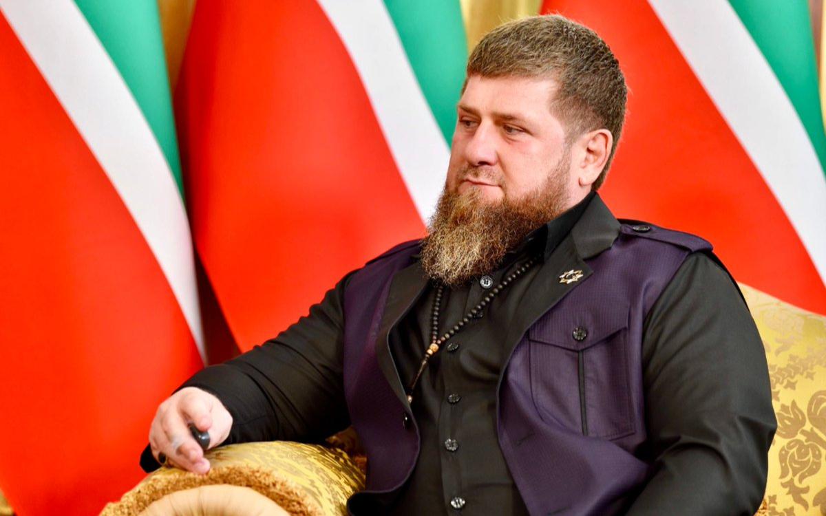 Фото:Рамзан Кадыров (Global Look Press)