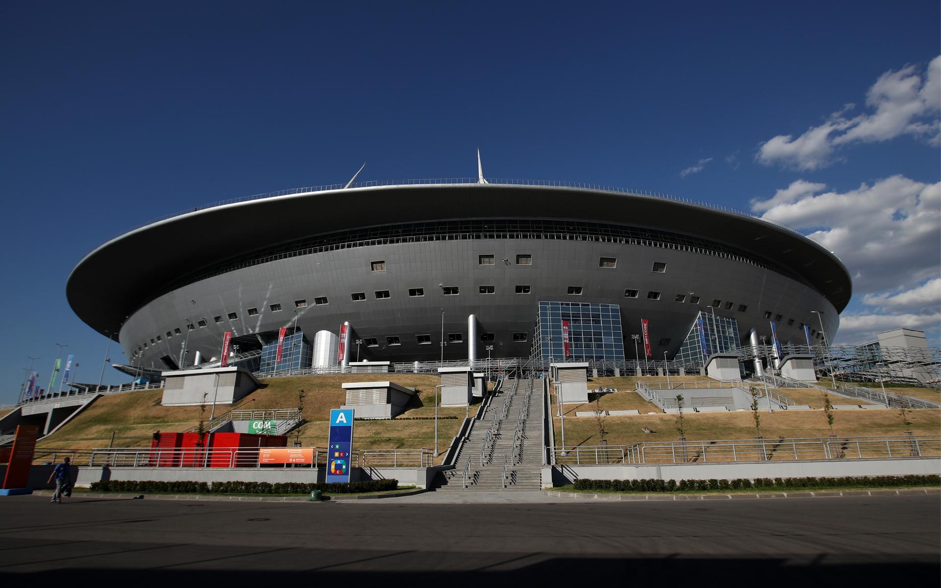 Фото: «Газпром Арена»  (Photo by Julian Finney/Getty Images)