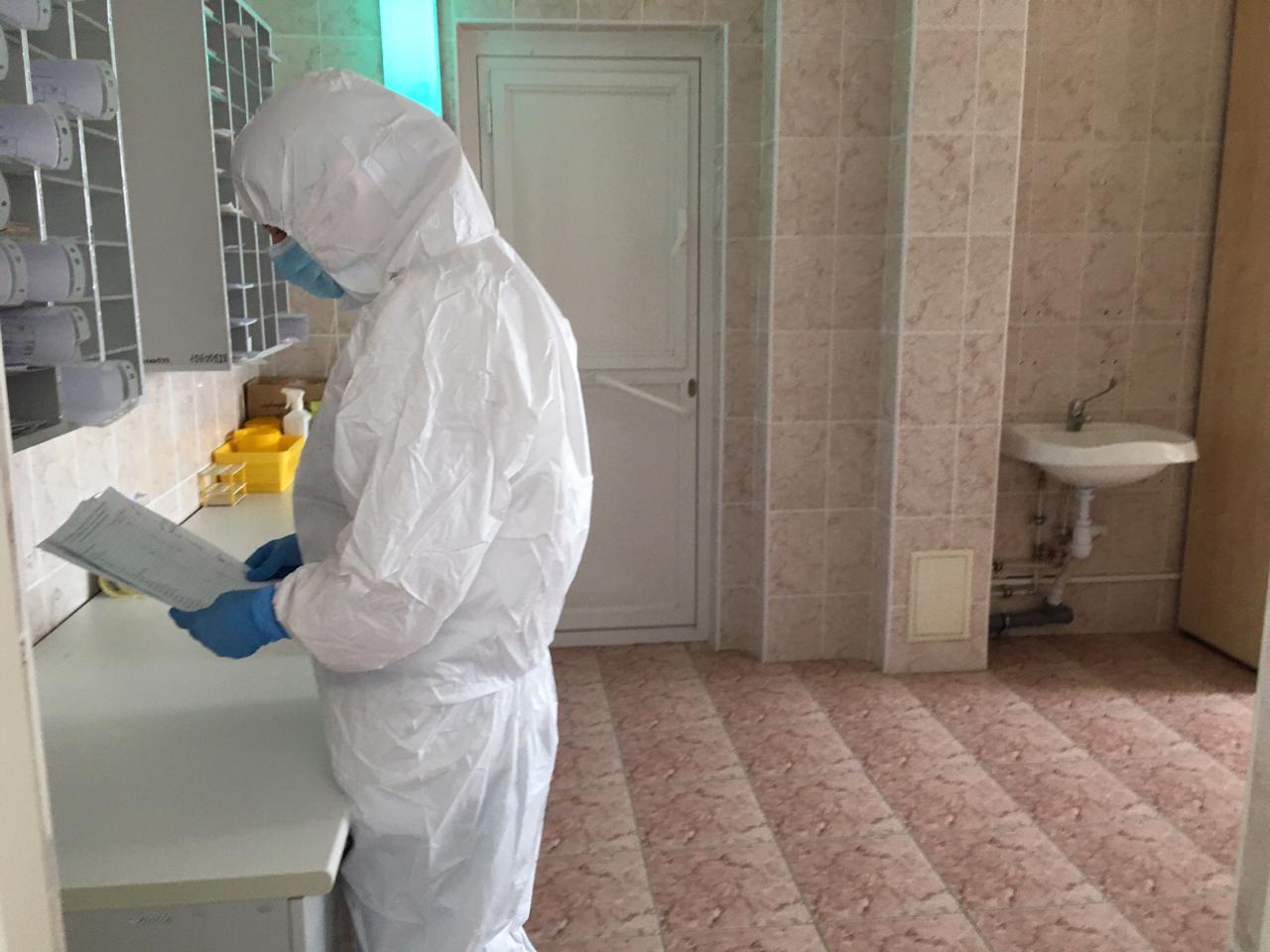 Новый рекорд: в Пермском крае за сутки коронавирус выявлен у 368 человек