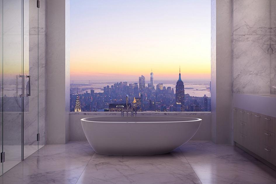 Жилой комплекс 432 Park Avenue в Нью-Йорке