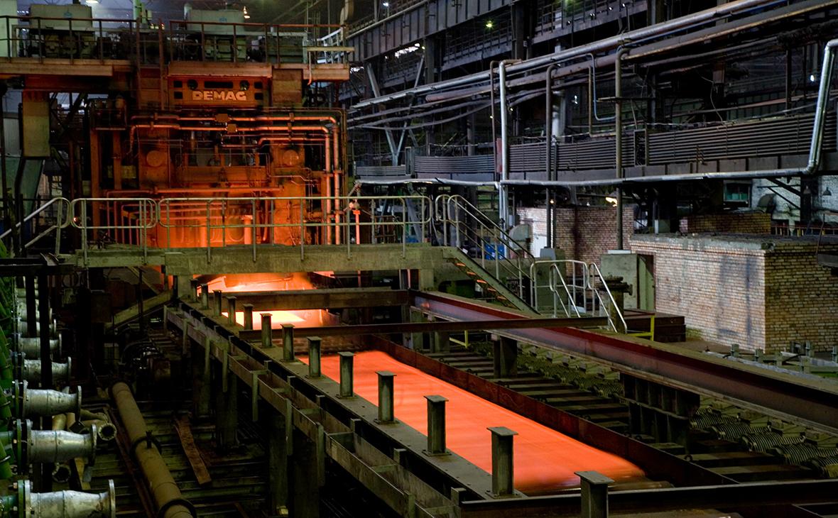 Завод «Уральская сталь»