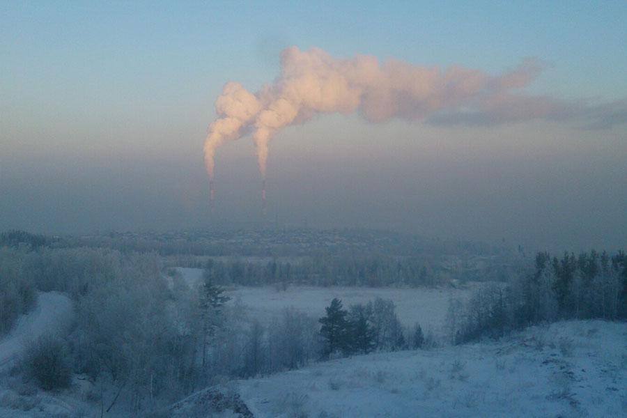 Фото:Красноярск (За чистое небо) / VK
