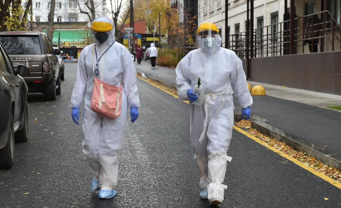 Главврачи больниц Прикамья попросили губернатора ужесточить ковидные меры