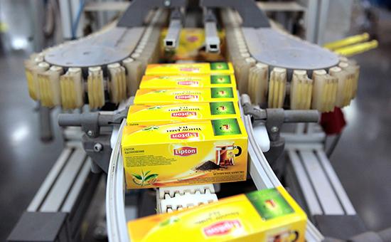 Lipton – одна из торговых марок корпорации Unilever