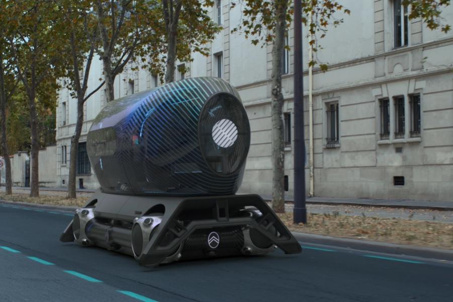 Другая надстройка,— Pullman Power Fitness,— представляет собой мобильный фитнес-центр. Внутри стеклянной кабины расположен универсальный тренажер для работы над разными группами мышц, а выполнять упражнения можно прямо на ходу. Пассажиры также смогут получить комментарии от цифрового тренера на голографическом экране. Кроме того, по задумке Citroën, физическую активность на борту можно использоваться для зарядки аккумуляторов платформы.