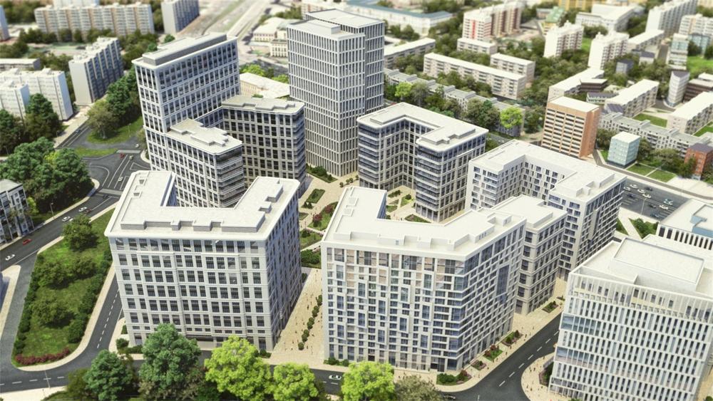"Бизнес-класс: комплекс ""ВТБ Арена Парк"" насчитывает 1002 апартамента"
