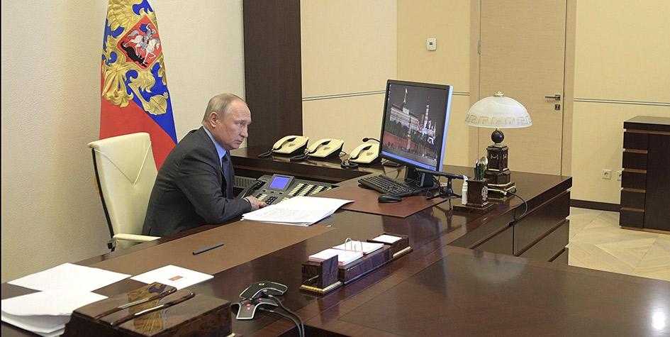 Фото: Alexei Druzhinin/Kremlin Pool/Global Look Press/Keystone Press Agency