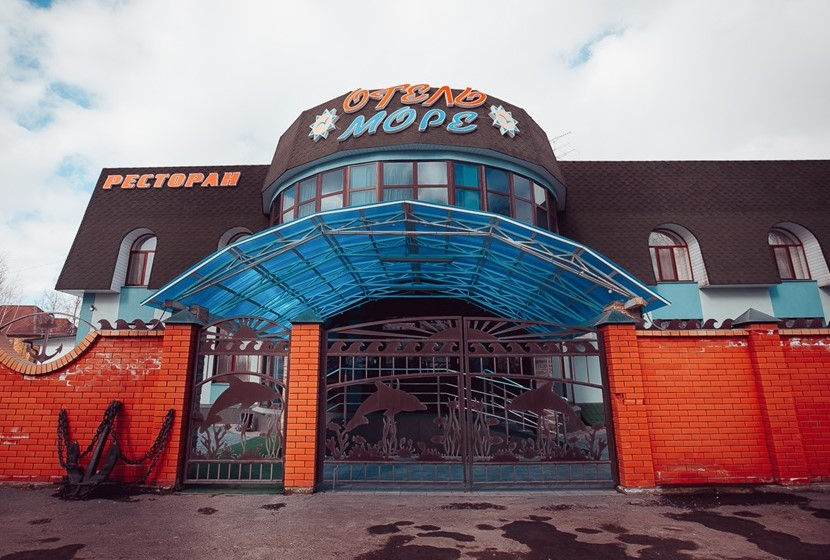 Четырехзвездочный отель «Море» выставлен на продажу