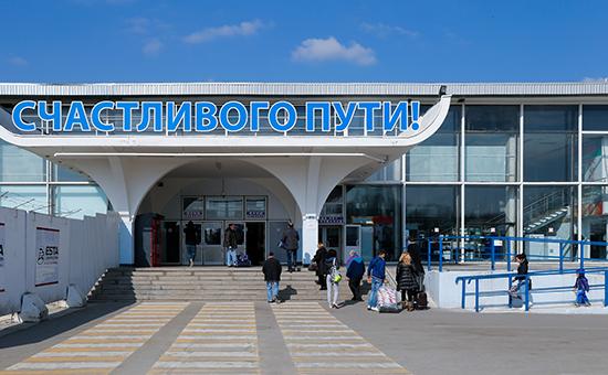 Аэропорт Храброво вКалининграде
