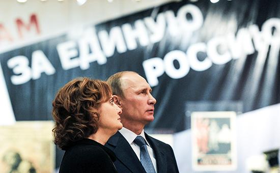 Президент России Владимир Путин провел встречу с молодыми учеными и преподавателями истории