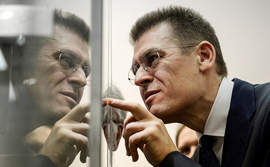 Замглавы Минкультуры Владимир Аристархов